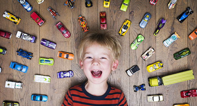 hottest holiday toys: Toys for Boys