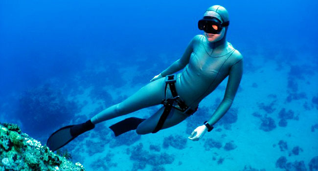 scuba diving gear: Underwater Vision