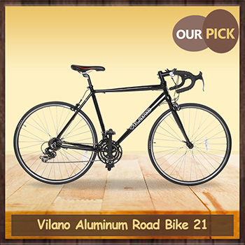 Vilano Aluminum Road Bike 21