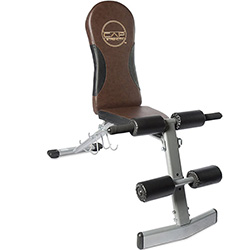 CAP Barbell Black Weight Bench