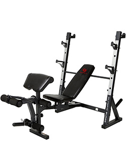 Marcy MD-857 Olympic Weight Bench