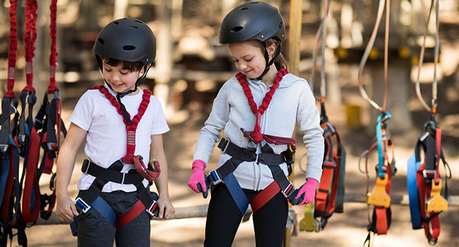 zipline accessories for backyard: What to Think Before Building a Zip Line