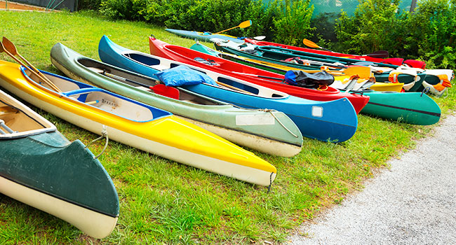 kayaking accessories: Why Kayaks are better than Canoes