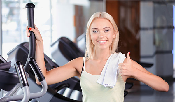 using elliptical machine: Tips