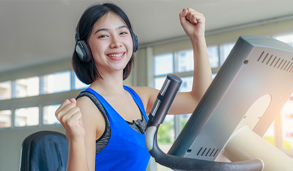 using elliptical machine: Great for strength training