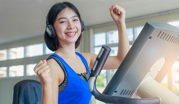 using elliptical machine: Great for strength training