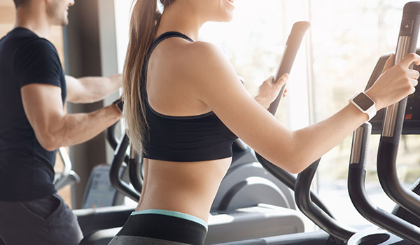 using elliptical machine: Good for your joints