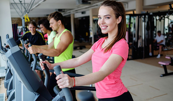 using elliptical machine: High-Intensity Short Intervals