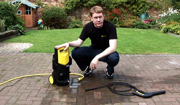 how to repair a pressure washer hose: Make sure that your unit is unplugged