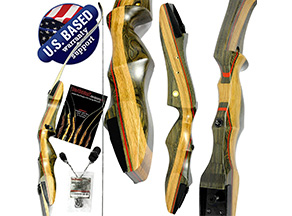 best recurve bow: Quite cheap for the amazing quality it comes with