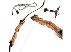 best recurve bow: great for beginners but not for professionals