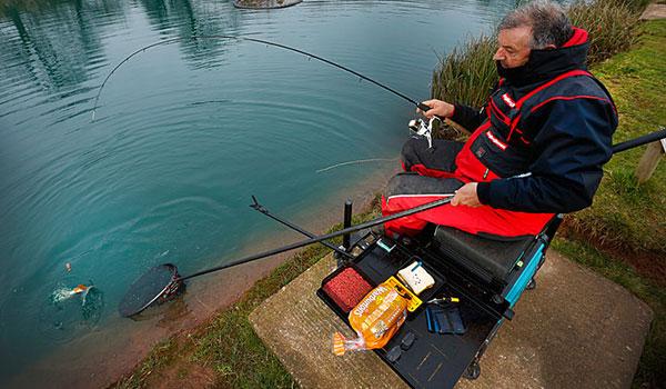 fishing rod maintenance: