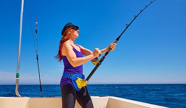 fishing rod maintenance: