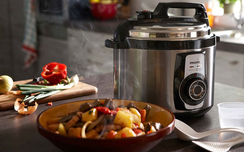 how to cook rice perfectly in pressure cooker