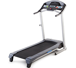 Simple running machine