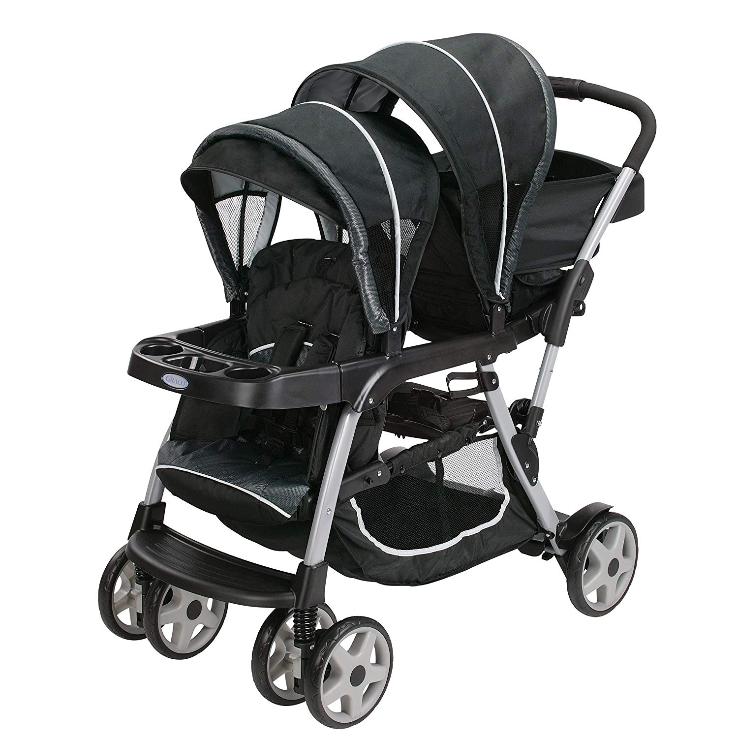 Best Compact Stroller with Add-ons