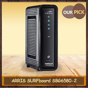 best modem router