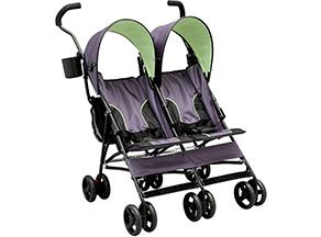 Best Tandem Stroller for Twins