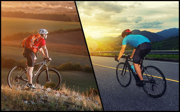Full-Suspension Mountain Bikes or Road Bikes? It's Your Call!