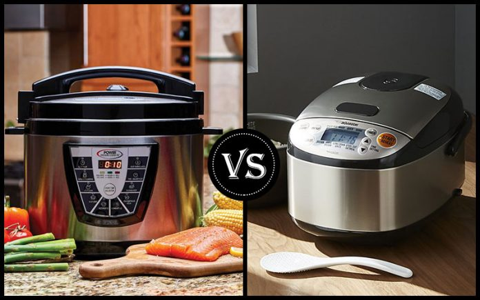 how to cook rice in pressure cooker: Which cooks rice better?