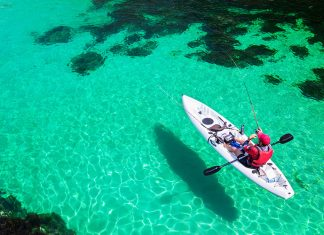 Deep Sea Fishing with Your Sea Kayak: The Essential Rules