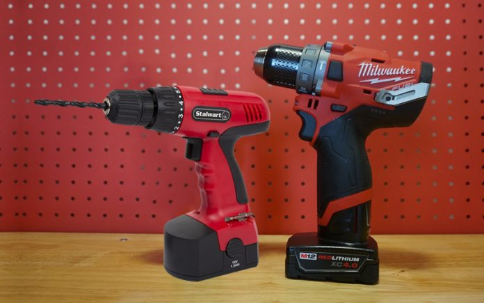 difference between impact driver and drill: The Difference between an impact driver and a drill