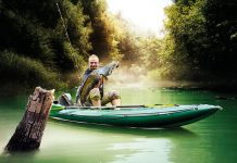 Inflatable Fishing Kayaks - For Low Cost Fishing Adventures