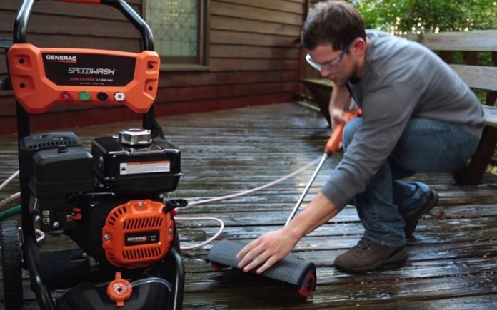 Pressure Washer Repair: Five problems, Five Solutions!