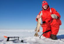 How to Score Fish in Ice with Tip-Ups: Follow These Tips!