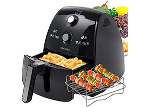 Deep fat fryer review: perfect for cooking for the whole family