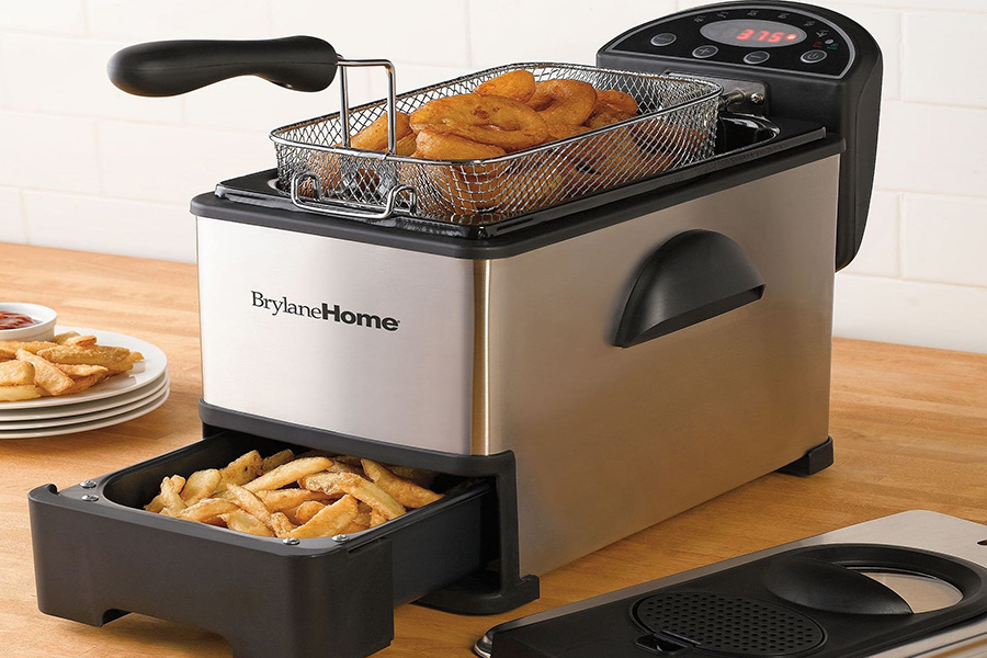 Best Deep Fat Fryer Reviews (Aug. 2019): Top 5 Listed