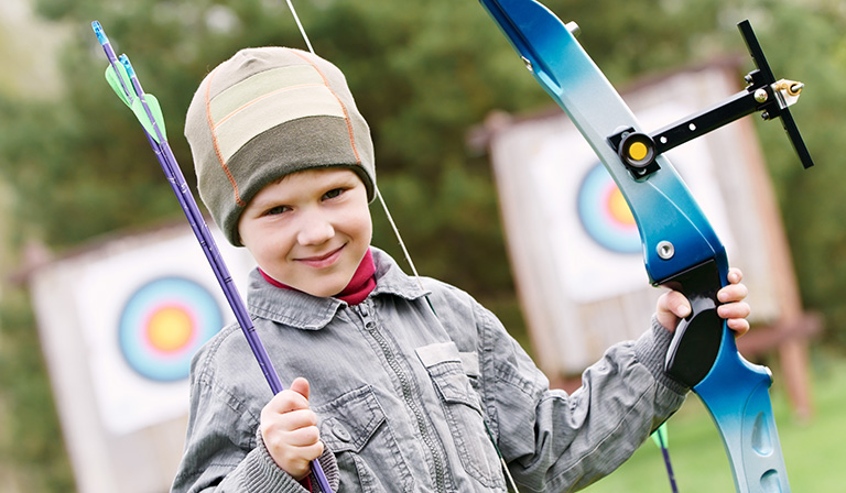 archery for beginners: