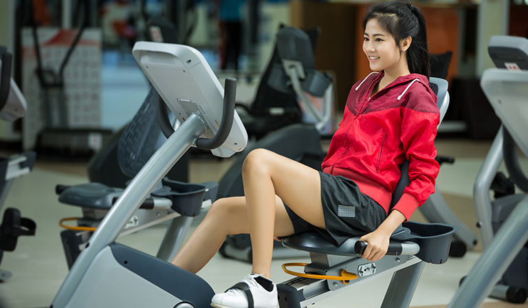 Exercise bike weight loss: