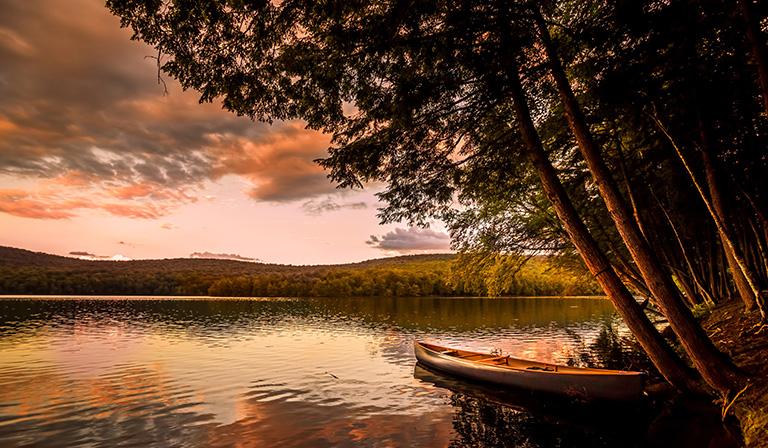 kevlar canoe: