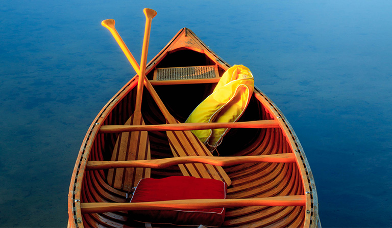 parts of a canoe: Canoe Parts You Should Have