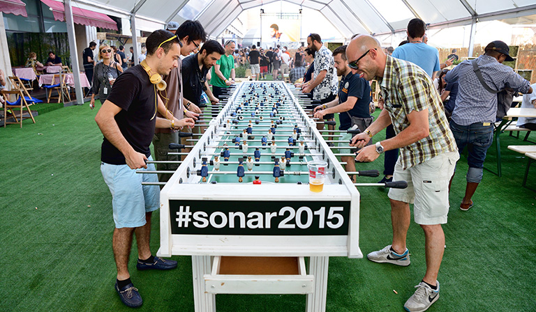 Foosball rules: Tournaments