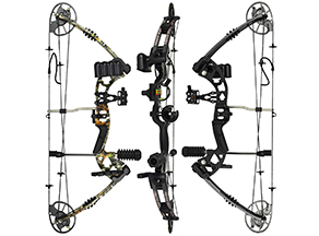 best overall compound bow: RAPTOR Compound Hunting Bow Kit
