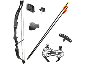 Best bow for children: Crosman Elkhorn Jr. Compound Bow