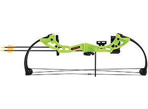Lightest Compound bow: Bear Archery Brave Bow Set