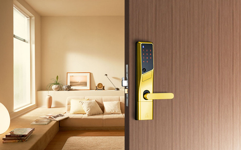 Digital Door Locks A Foolproof Way To Secure Your Home Stuffoholics