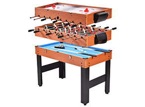 best foosball combination game table