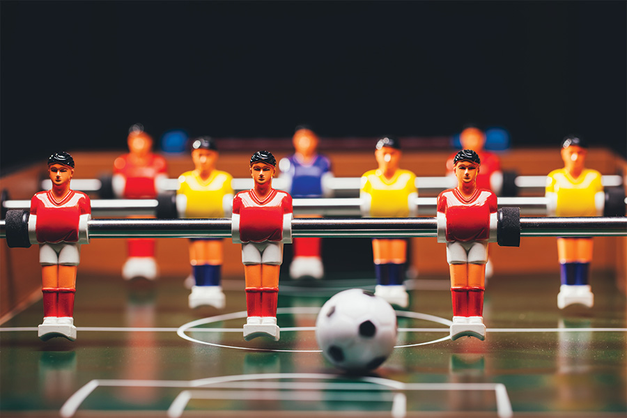 Top 10 Foosball (March 2021): Reviews & Buyers Guide