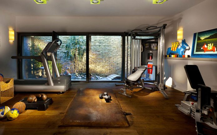 gym setup: How To Set Up Your Own Home Multi Gym