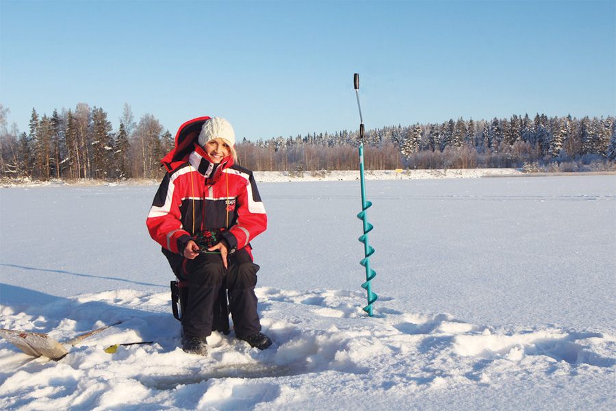 10 Best Ice Augers for Fishing (June 2020): Top 10 Reviewed