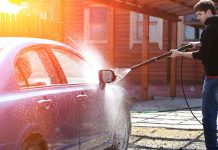 foam cannon car wash: Pressure Washer Foam Cannon - Car Wash Made Easy