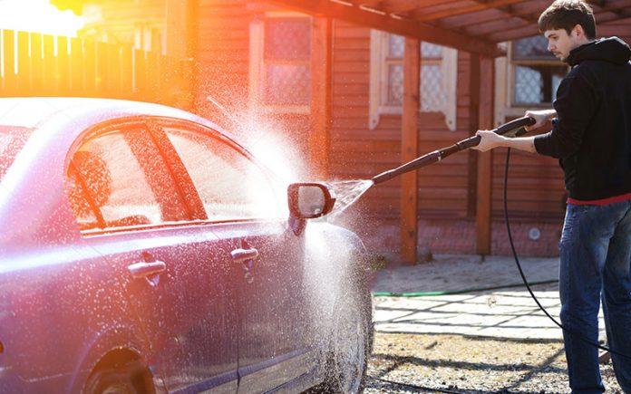foam cannon car wash: Pressure Washer Foam Cannon - Car Wash Made Easy