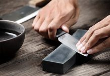 Survival Tactics: How To Sharpen A Hunting Knife With Or Without A Sharpener