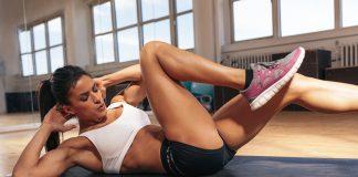 8 min abs workout: 8 Min Abs Workout