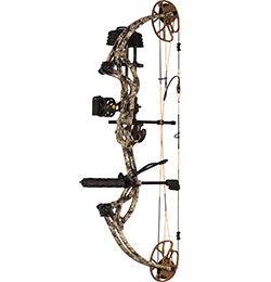 Cruzer G2 Adult Bear Archery Compound Bow