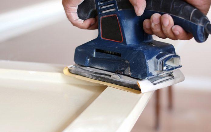 types of sanders: Sanding-Equipment-Feature